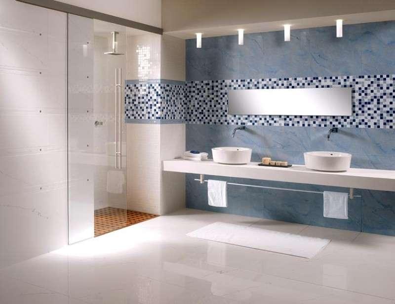 Molto Awesome Bagni Moderni Mosaico Images - Home Design Ideas 2017  ZU78